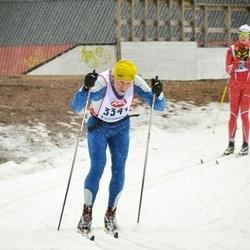 Skiing 45 km - Jarle Thonstad (3341)