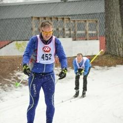 Skiing 45 km - Michael Ek (452)