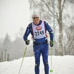 Skiing 45 km - Kjell Bond (2249)