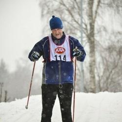 Skiing 45 km - Peter Wasström (114)