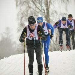 Skiing 45 km - Henrik Westman (2453)