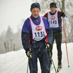Skiing 45 km - Göran Svärdström (1136)