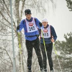 Skiing 45 km - Martin Prosell (242)
