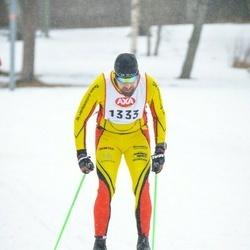 Skiing 45 km - Torbjörn Hedström (1333)