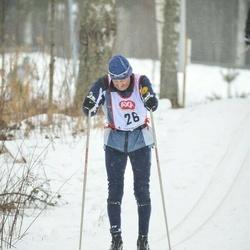 Skiing 45 km - Sven Lindkvist (26)