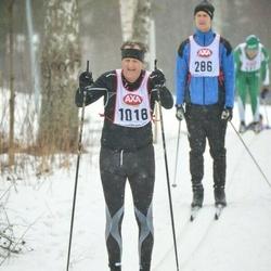 Skiing 45 km - Thomas Fritzson (1018)