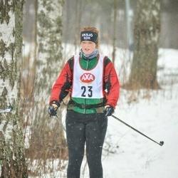 Skiing 45 km - Sara Bergander (23)