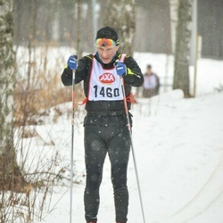 Skiing 45 km - Sören Swärdh (1460)