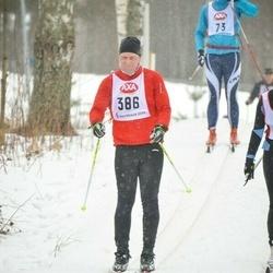 Skiing 45 km - Lars Ekelund (386)