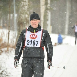 Skiing 45 km - Pelle Persson (2107)