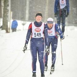 Skiing 45 km - Hilma Spik (549)