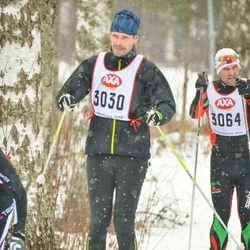 Skiing 45 km - Dag Erlandsson (3030)