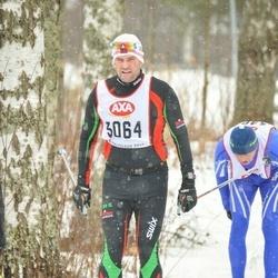 Skiing 45 km - John Kristian Solbrekke (3064)