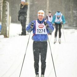 Skiing 45 km - Thomas Gröndahl (1274)