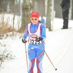 Skiing 45 km - Pernilla Eggöy (1225)