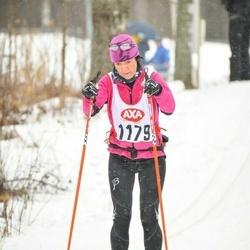 Skiing 45 km - Maria Bengtsson (1179)