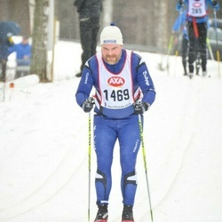 Skiing 45 km - Erik Häggberg (1469)