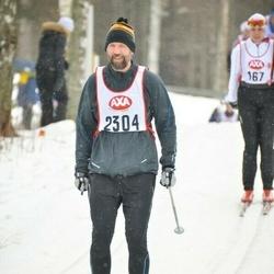Skiing 45 km - Jan Forsberg (2304)