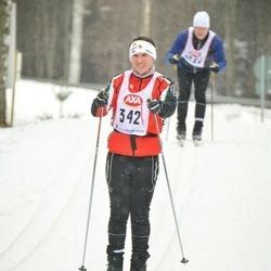 Skiing 45 km - Samuel Hopstadius (342)