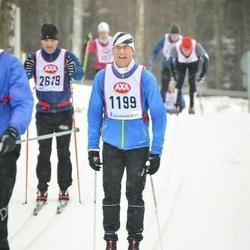 Skiing 45 km - Magnus Johansson (1199)