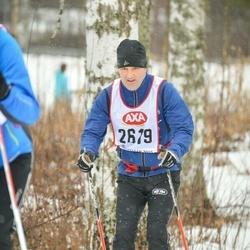 Skiing 45 km - Stefan Glad (2619)