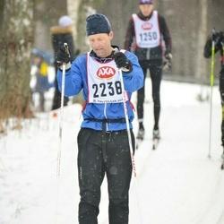 Skiing 45 km - Staffan Larsson (2238)