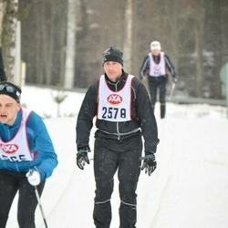 Skiing 45 km - Kent Waller (2578)