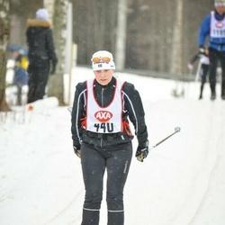 Skiing 45 km - Caroline Marakatt (440)