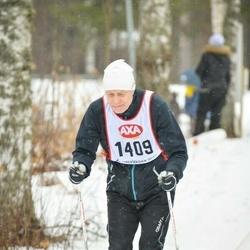 Skiing 45 km - Göran Neuman (1409)