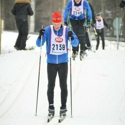 Skiing 45 km - Bernt Karlsson (2138)