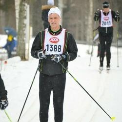 Skiing 45 km - Peter Hendén (1388)