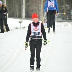 Skiing 45 km - Lotta Olofsson (1036)