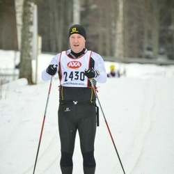 Skiing 45 km - Christer Rydback (2430)