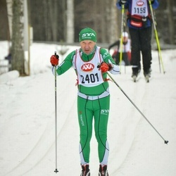 Skiing 45 km - Yngve Larsen (2401)