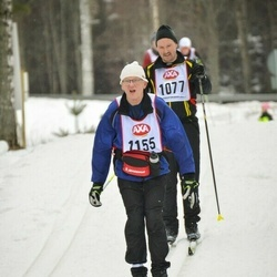 Skiing 45 km - Stig Carlsson (1155)
