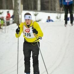 Skiing 45 km - Gustav Dalstrand (316)