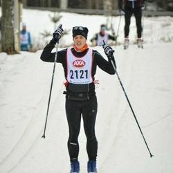 Skiing 45 km - Andreas Fredriksson (2121)