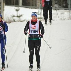 Skiing 45 km - Elin Trapp (2164)