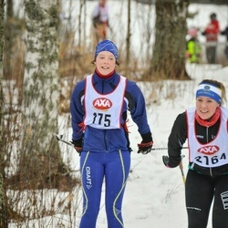 Skiing 45 km - Sofia Alexandersson Ros (175)