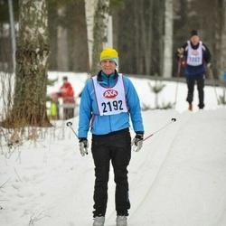Skiing 45 km - Björn Dahl (2192)
