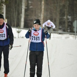 Skiing 45 km - Marcus Norgren (2161)