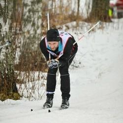 Skiing 45 km - Martin Odén (2215)