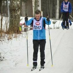 Skiing 45 km - Lars Lindblad (2047)