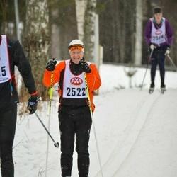 Skiing 45 km - Björn Jareholm (2522)