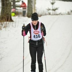 Skiing 45 km - Sara Englund (436)