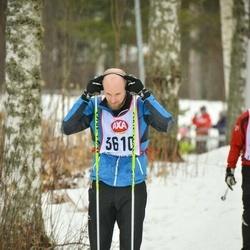 Skiing 45 km - Pär Zars (3610)