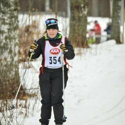 Skiing 45 km - Ellinor Sparby (354)