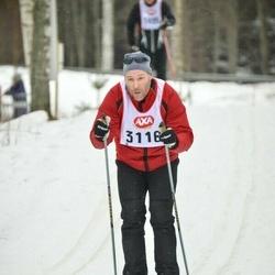 Skiing 45 km - Johan Borg (3118)