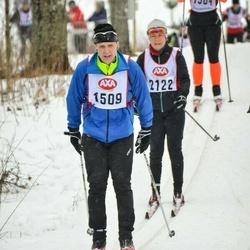 Skiing 45 km - Håkan Casparson (1509)