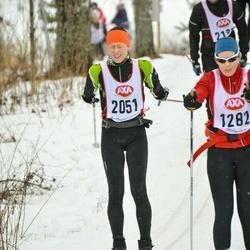 Skiing 45 km - Åsa Ottosson (2051)